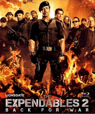 The Expendables 2-0
