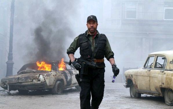 Неудержимые 2 / The Expendables 2 (2012): кадр из фильма