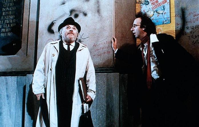 Голос Луны / La voce della luna (1990): кадр из фильма