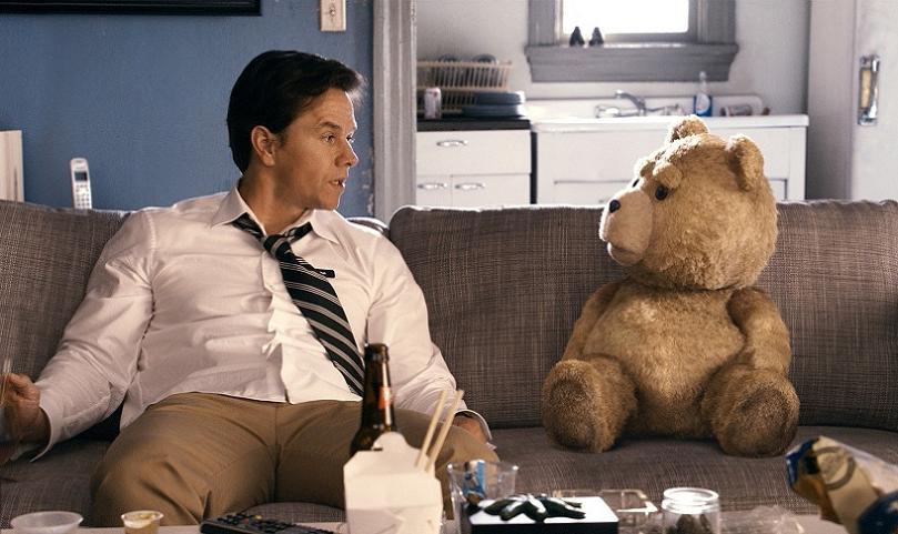 Третий лишний / Ted (2012): кадр из фильма