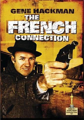 Французский связной / The French Connection (1971): постер