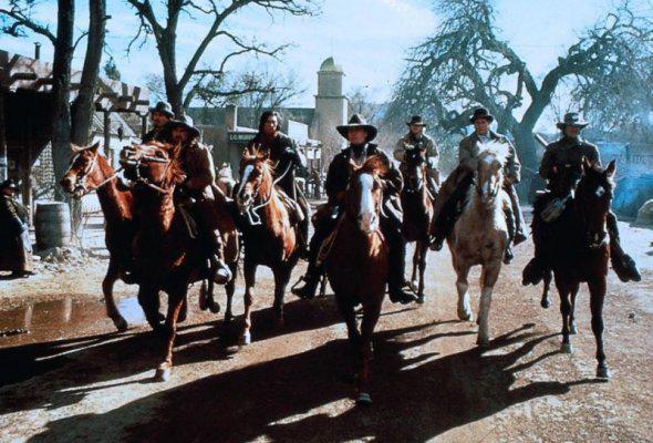Молодые стрелки / Young Guns (1988): кадр из фильма