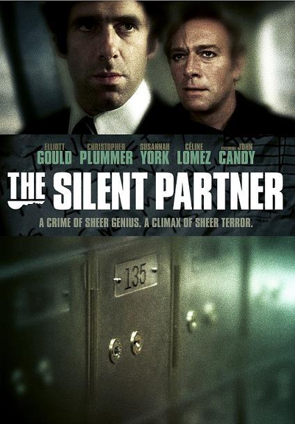Молчаливый партнёр / The Silent Partner (1978): постер