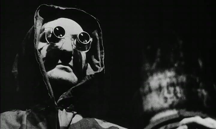Взлётная полоса / La jetée (1962): кадр из фильма