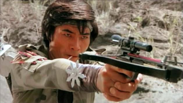 Девять смертей ниндзя / Nine Deaths of the Ninja (1985): кадр из фильма