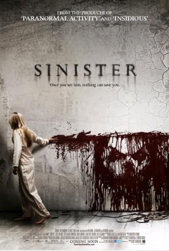 Постер фильма Синистер / Sinister (2012)