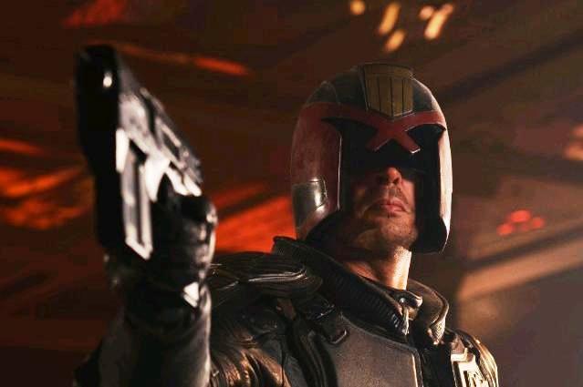 Судья Дредд 3D / Dredd (2012): кадр из фильма
