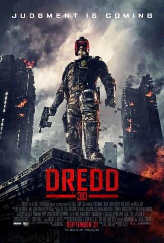 Судья Дредд 3D / Dredd (2012)