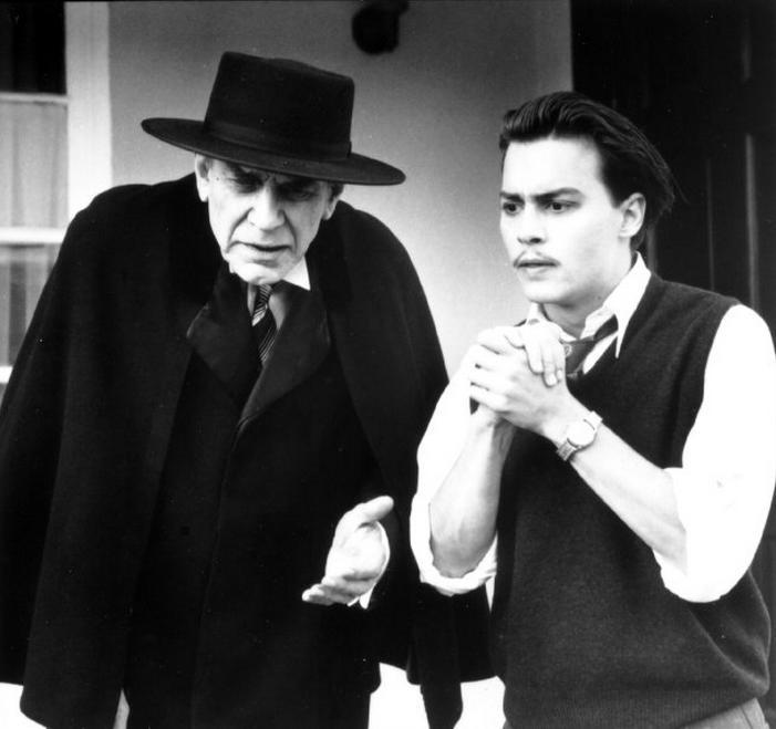 Эд Вуд / Ed Wood (1994): кадр из фильма