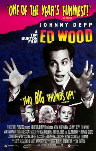 Эд Вуд / Ed Wood (1994): постер