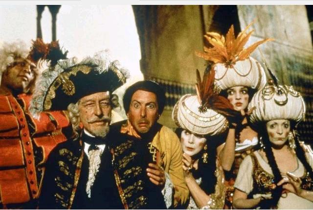 Приключения барона Мюнхгаузена / The Adventures of Baron Munchausen (1988): кадр из фильма