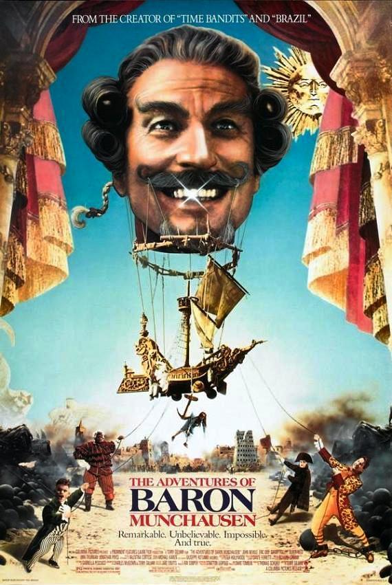 Приключения барона Мюнхгаузена / The Adventures of Baron Munchausen (1988)