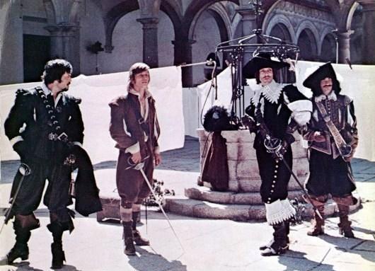 Три мушкетёра / The Three Musketeers (1973): кадр из фильма
