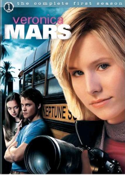 Вероника Марс / Veronica Mars (2004–2007): постер