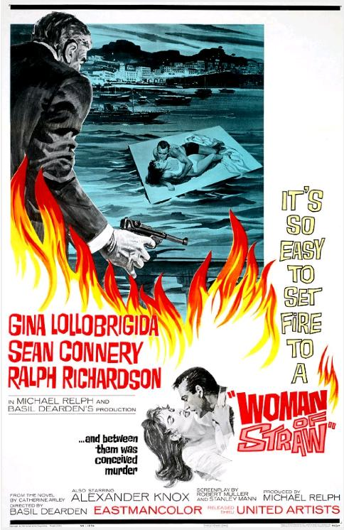 Соломенная женщина / Woman of Straw (1964)