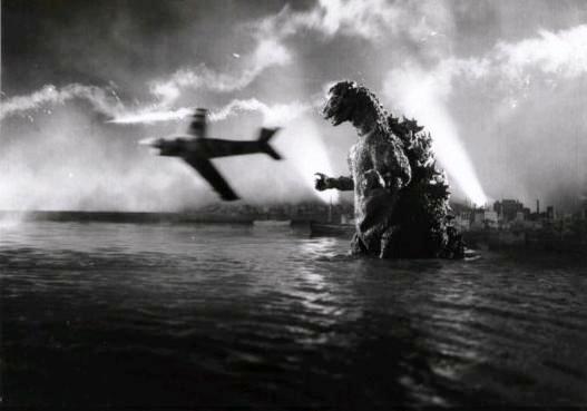 Годзилла / Gojira (1954): кадр из фильма