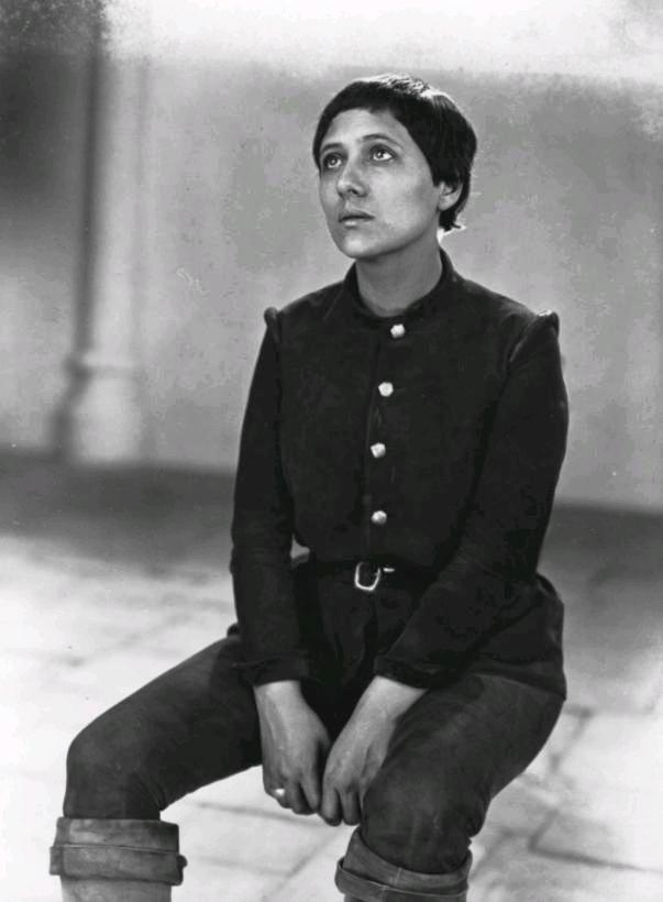 Страсти Жанны Д'Арк / La passion de Jeanne d'Arc (1928): кадр из фильма