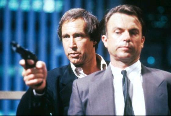 Исповедь невидимки / Memoirs of an Invisible Man (1992): кадр из фильма