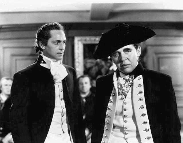 Мятеж на «Баунти» / Mutiny on the Bounty (1935): кадр из фильма