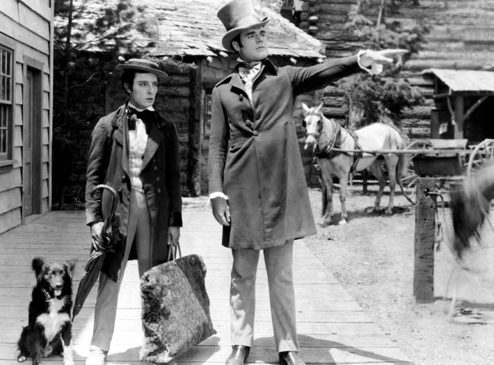 Наше гостеприимство / Our Hospitality (1923): кадр из фильма