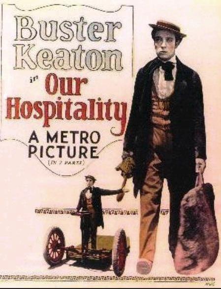 Наше гостеприимство / Our Hospitality (1923): постер