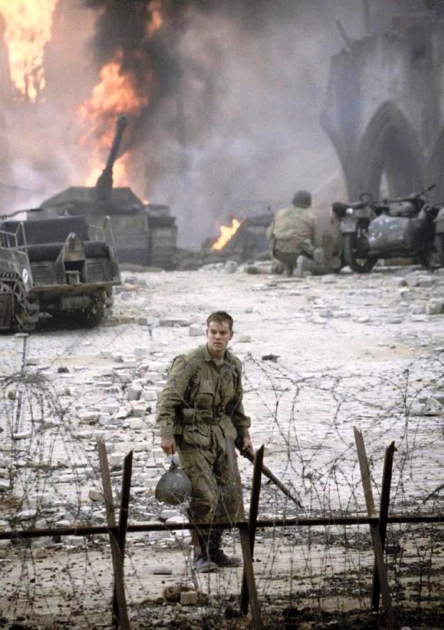Спасти рядового Райана / Saving Private Ryan (1998): кадр из фильма
