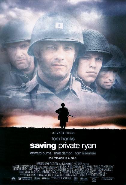 Спасти рядового Райана / Saving Private Ryan (1998): постер