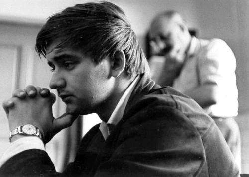 Чёрный Пётр / Cerný Petr (1964): кадр из фильма