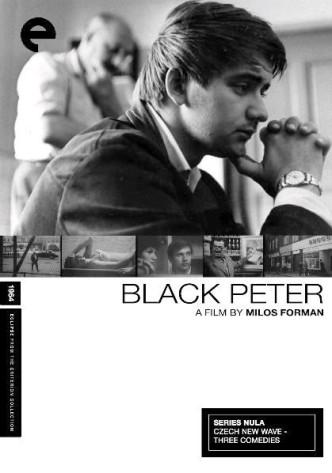 Чёрный Пётр / Cerný Petr (1964)