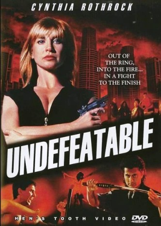 Непокорная / Cui hua kuang mo / Undefeatable (1993)