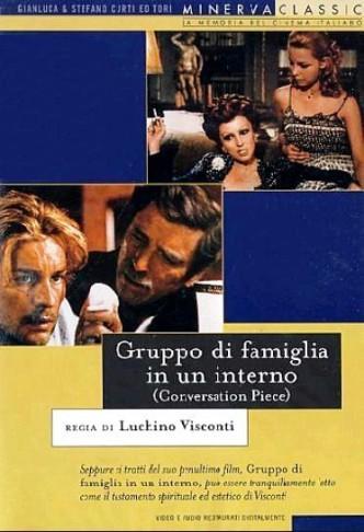 Семейный портрет в интерьере / Gruppo di famiglia in un interno (1974)