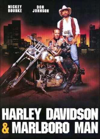 Харли Дэвидсон и Ковбой Мальборо / Harley Davidson and the Marlboro Man (1991)