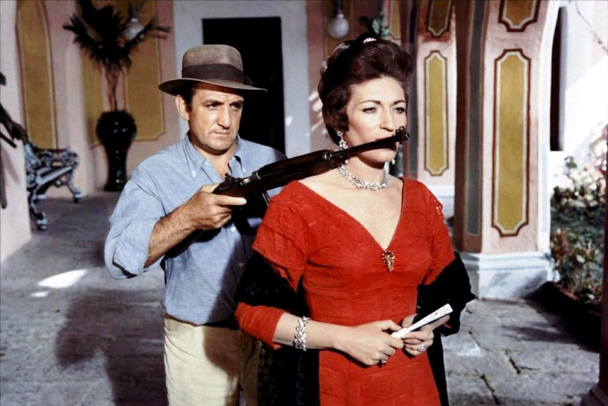 Хищник / Le Rapace (1968): кадр из фильма