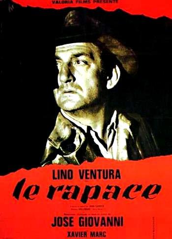 Хищник / Le Rapace (1968): постер
