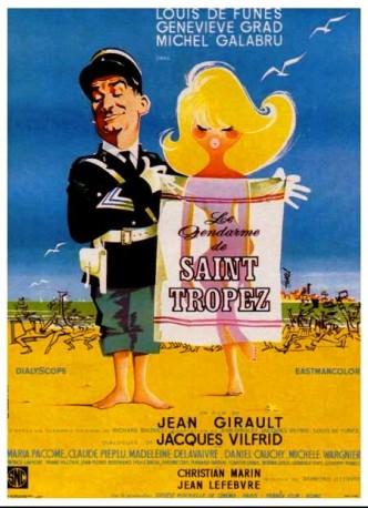 Жандарм из Сен-Тропе / Le gendarme de Saint-Tropez (1964)