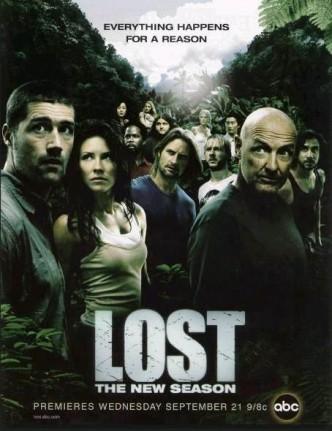 Остаться в живых / Lost (2004-2010) (телесериал)