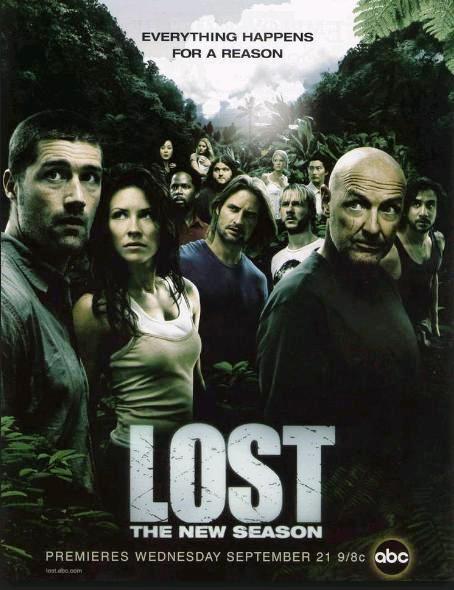 Остаться в живых / Lost (2004-2010) (телесериал): постер
