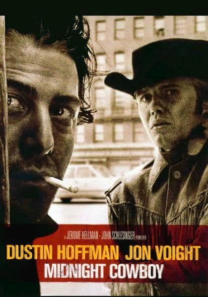 Полуночный ковбой / Midnight Cowboy (1969): постер