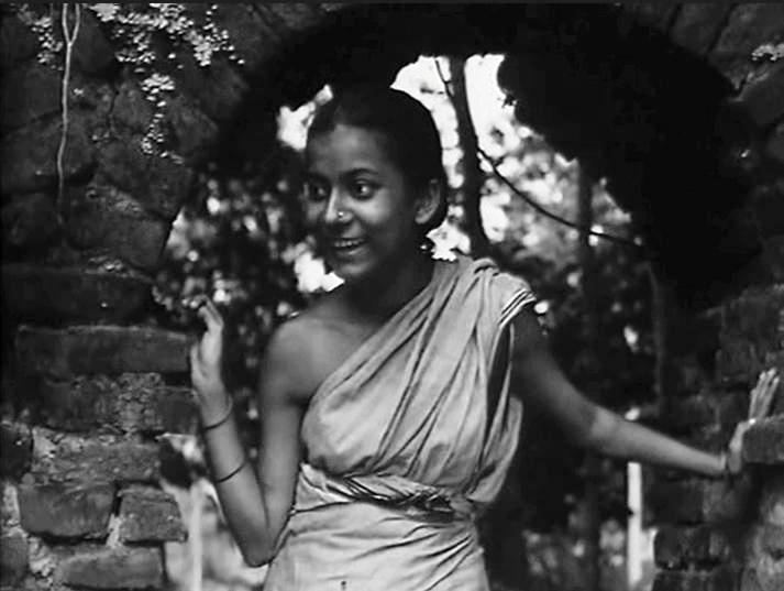 Песнь дороги / Pather Panchali (1955): кадр из фильма