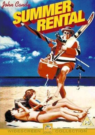 Лето напрокат / Summer Rental (1985): постер