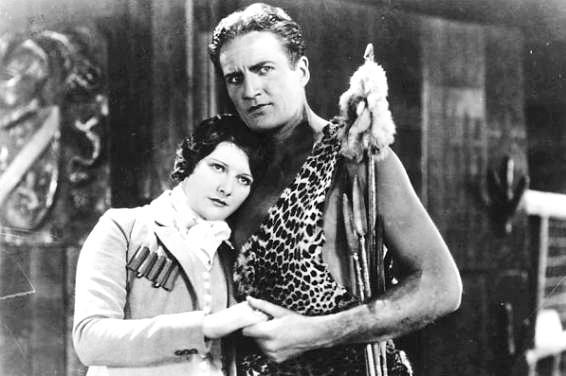 Тарзан и Золотой лев / Tarzan and the Golden Lion (1927): кадр из фильма