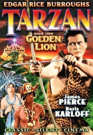 Тарзан и Золотой лев / Tarzan and the Golden Lion (1927)