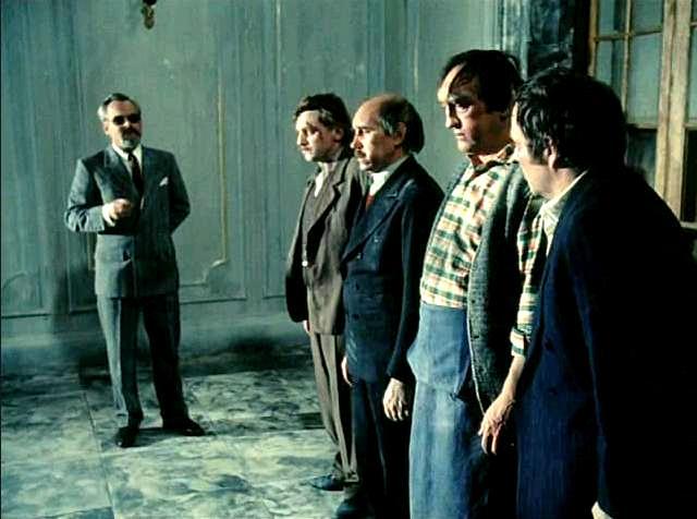 Пятая печать / Az ötödik pecsét (1976): кадр из фильма