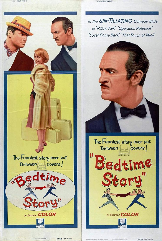 Сказочка на ночь / Bedtime Story (1964): постер