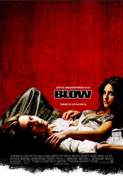 Кокаин / Blow (2001): постер