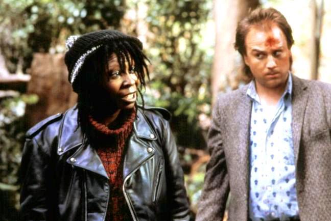 Воровка / Burglar (1987): кадр из фильма