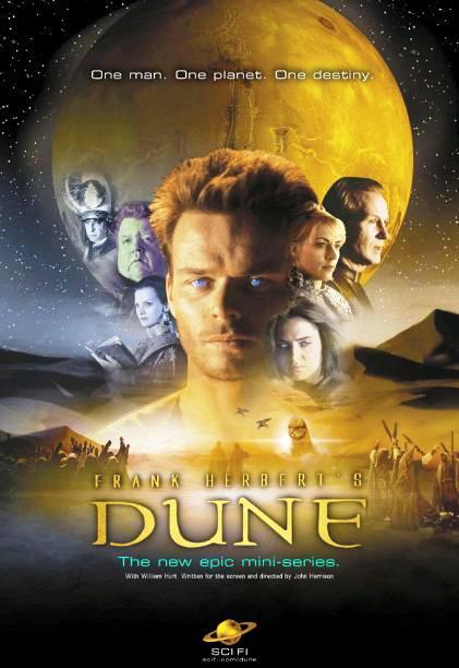 Дюна / Dune (2000) (мини-сериал): постер