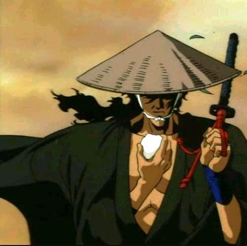 Манускрипт ниндзя / Jûbê ninpûchô (1993): кадр из фильма