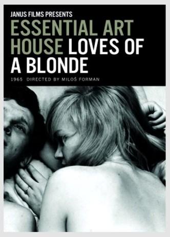 Любовные похождения блондинки / Lásky jedné plavovlásky (1965)