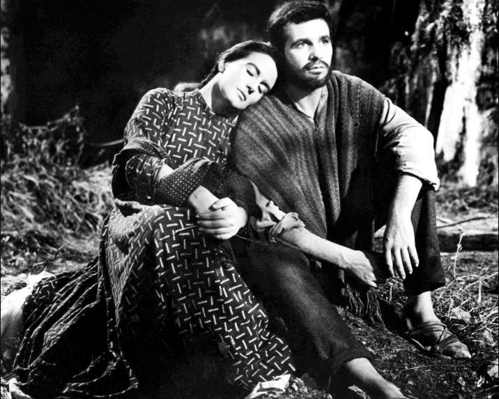 Назарин / Nazarín (1959): краткое содержание